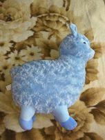 Мягкая игрушка барашек баранчик овечка