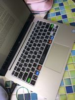 """Силиконовая накладка на клавиатуру MacBook Air13"""""""