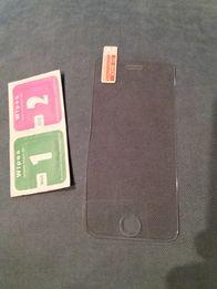 Защитное стекло на айфон , iphone 5 , 5s , se