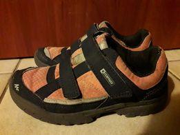 Decathlon buty sportowe R. 31 wkładka 20cm wodoodporne dziewczynka