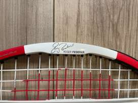 Limited edition: Roger Federer x Maurice Lacroix Tennis Racket