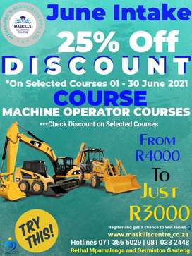 June Intake Special Discounted Courses