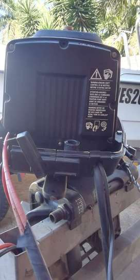 40hp Evenrude Outboard Motor