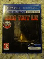 Gra na PS4 Here They Lie PL VR