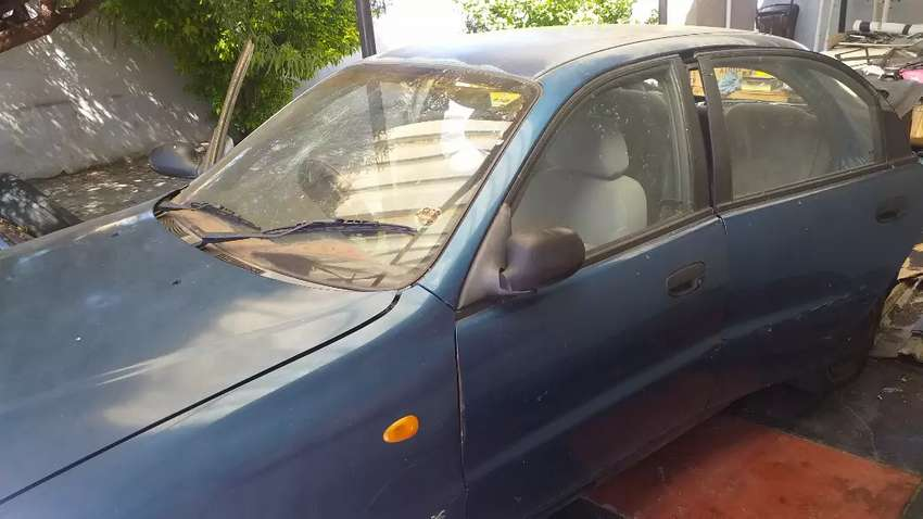 Daewoo Lanos 1.6 SX Breaking For Spares