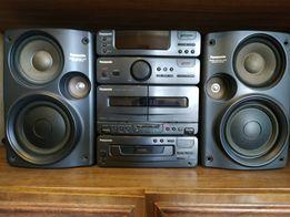 Продам музыкальный центр Panasonic SC-CH32