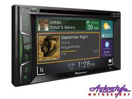 Pioneer AVH-Z2050BT Double Din with Bluetooth  Touch-screen Multimedia