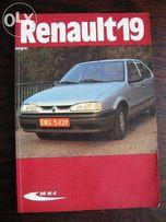 Renault 19 naprawa pompa hamulcowa