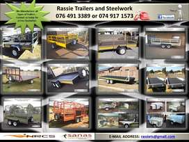 Trailers for sale NRCS approved