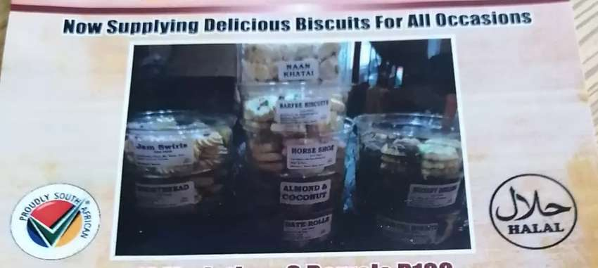 Delicious biscuits 0