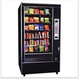 VENDING MACHINES with SITES