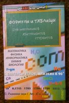 Справочное пособие для учащихся