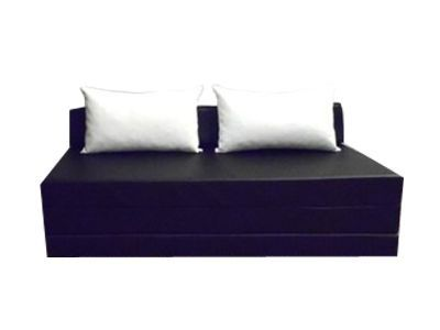 Materac składany rozkładany fotel sofa łóżko pufa Mosina - image 1