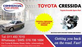 2y Complete Engine For Toyota Cressida For Sale.