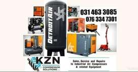 Industrial Air Compressors!!! TURNKEY SOLUTIONS