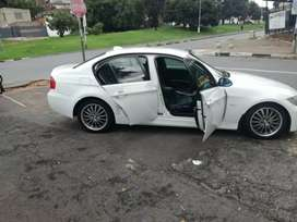 The  BMW 320D for  sale