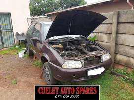 Ford Fiesta Stripping For Parts And Accessories