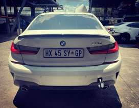 BMW G20 330I 2018 STRIPPING FOR SPARES