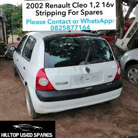 Renault Cleo Stripping For Spares