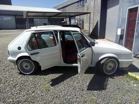 White Golf 1 for sale