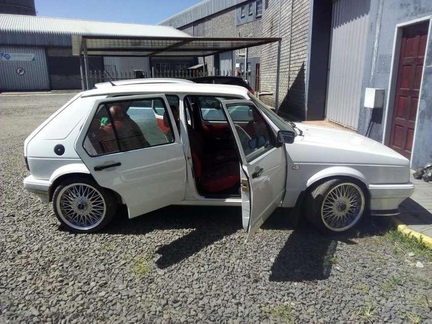 White Golf 1 for sale 0