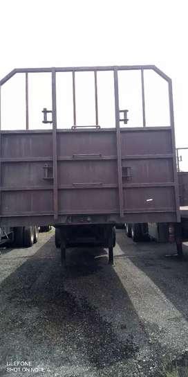 S.A Truck Bodies SuperLink Trailer FOR SALE