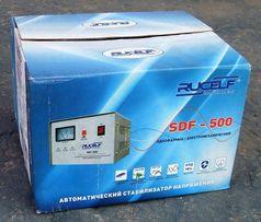 RUCELF SDF-500. Стабилизатор напряжения для котла.