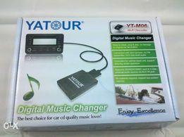 Адаптер USB ( MP3 ) Yatour YT-M06 для штaтной автомагнитолы + SD карта