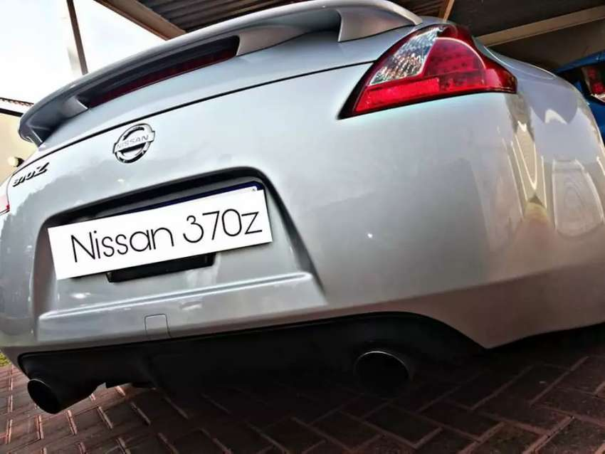 370z NISSAN 3.7 coupe 0