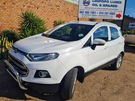 2015 FORD ECO SPORT 1.5