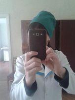 медицинская форма - шапочки