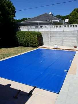 PVC SAFETY POOL COVERS