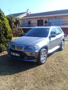 BMW X5 4.8 Automatic Vehicle for sale