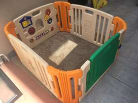 Teddy Love Kids Playpen