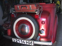Продам авто Москвич 401 - Кабриолет