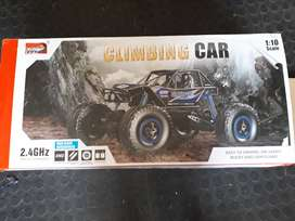 Electric Remote Control Off-Road 4×4 Climbing Truck - 2.4GHz with box