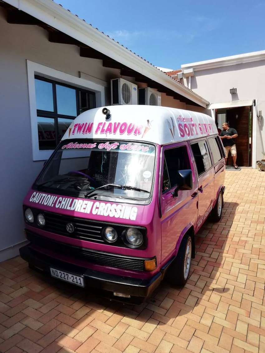 Ice cream kombi 0