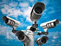 Установка видеонаблюдения, ОПС , домофоны.