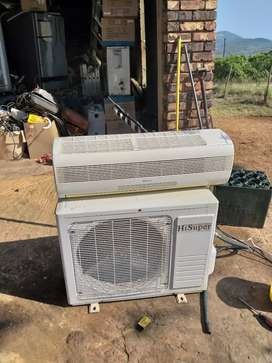 Aircons second hand