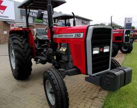 Massey Ferguson 290 2WD Tractor incl canopy