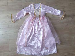 Sukienka księżniczki Aurory strój przebranie księżniczka Aurora 116