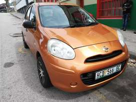 2011 Nissan Micra 1.2 petrol manual transmission mileage 86952kms