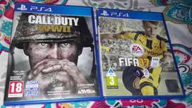 get 2 Cheap PS4 games get Call of Duty WW2 and FIFA 17