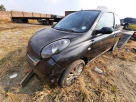 Nissan Micra 1.5 DCI Stripping For Spares and Body Accessories