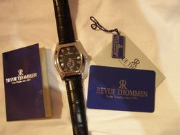 швейцарские часы мужские REVUE THOMMEN 12016.2534 Tonneau