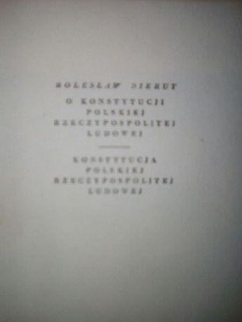 Konstytucja Polskiej Rzeczypospolitej Ludowej 1952 Kępno - image 2