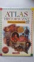 Książka Atlas historyczny dla dzieci