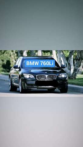 * BMW 760 LI (LIMO) SUPER CAR V12 - THE ULTIMATE LUXURIOUS VEHICLE