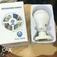 Security Bulb Standalone Camera 0