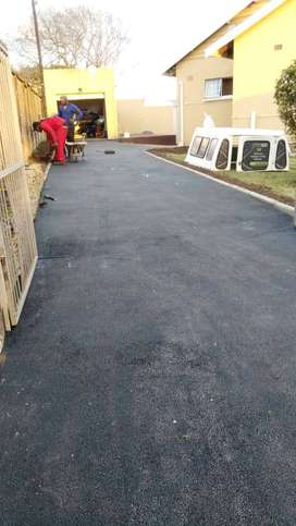 Tar driveways,asphalt surfacing, brick paving